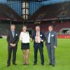 Ausgezeichnet gelaufen: Die ICUnet.AG gehört zu Deutschlands kundenorientiertesten Dienstleistern 2014