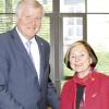 Ursula Männle neue Vorsitzende der Hanns-Seidel-Stiftung / Mitgliederversammlung wählt Führungsspitze