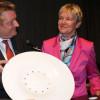KulturPreis Europa an Gerda Graf – Bundesgesundheitsminister Gröhe hielt die Laudatio