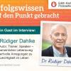 Was der Experte Dr. Rüdiger Dahlke zu Krankheit, Gesundheit und dem aktuellen Weltgeschehen denkt