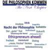 Die Philosophen kommen: The Next Chapter ? zweiter Teil setzt philosophische Gespräche fort