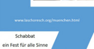 Schabbat ? Ein Fest für alle Sinne in Berlin