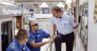 """""""Die Bodensee-Polizei"""": Vierteilige Doku ab 14.10., 21 Uhr im SWR Fernsehen / Koproduktion mit dem Schweizer Fernsehen SRF (FOTO)"""