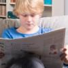 Ein Jahr lang Tageszeitung für die Kleinen