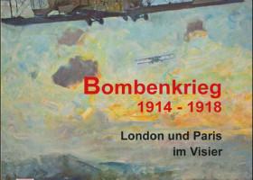 Neu im Helios-Verlag: Bombenkrieg 1914-1918 von Buchholz / Schuh
