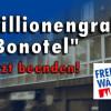 """Köln: Freier Wähler fordert sofortigen Verkauf des """"Bonotels"""" in Marienburg."""