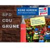 Köln: Für die Freien Wähler ist die 2,5 Prozent Hürde ein Schlag ins Gesicht.