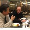 Architekt Wolfgang Frey im politischen Dialog mit Qiu Baoxing