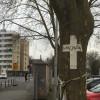 """Nord-Süd-Stadtbahn: Freier Wähler lehnt """"Placebo-Bepflanzung"""" auf der Schönhauser Straße als """"durchsichtiges Manöver"""" ab."""