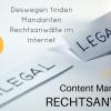 Deswegen finden Mandanten Rechtsanwälte im Internet