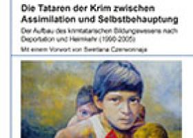 """Neuerscheinung: """"Die Tataren der Krim zwischen Assimilation und Selbstbehauptung"""""""