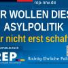 Düsseldorfer Republikaner führen Kundgebung erfolgreich in Eller durch