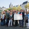 Santander spendet 2 500 Euro an Jörg Weise Association (FOTO)