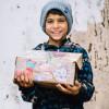 """Über 135 Millionen Mal """"Weihnachten im Schuhkarton®"""" / Zum 21. Mal werden Kinder in Not weltweit beschenkt (FOTO)"""