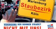 Köln/Nord-Süd-Stadtbahn: Für Freie Wähler ist die 3. Baustufe gescheitert.