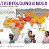 Open Doors veröffentlicht Weltverfolgungsindex 2017 / Neue Einschätzung zur Lage von 650 Millionen Christen in 50 Ländern