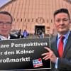 Kölner Großmarkt bleibt! Freie Wähler sehen sich bestätigt.