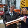 Rundfunk Berlin-Brandenburg stellt Energieversorgung um (FOTO)