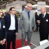 Allgeier Experts trifft Hessens Finanzminister auf der CeBIT (FOTO)