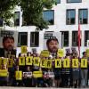 #FreeTaner: Solidaritätsaktion für türkischen Amnesty-Vorstand Taner Kilic in Berlin (FOTO)