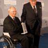 Wolfgang Schäuble, Bundesminister der Finanzen, hat den Henry A. Kissinger Prize 2017 erhalten (FOTO)