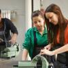Freitag, 23. Juni, ist der internationale Tag von Frauen in Ingenieurberufen (FOTO)