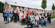Aktiv in den Alltag zurück / Erlebnisnachmittag mit Pferd für schädelhirnverletzte Menschen (FOTO)