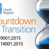 ISO 9001:2015 & ISO 14001:2015 – In einem Jahr läuft die Umstellungsfrist ab