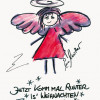 Ina Müller gestaltet die diesjährige Benefiz-Weihnachtskarte zugunsten Hamburg Leuchtfeuer / Ab sofort erhältlich im 10er-Set für 10 EUR: www.leuchtfeuershop.de (FOTO)