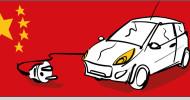 Danke China, für eine Elektromobilquote!