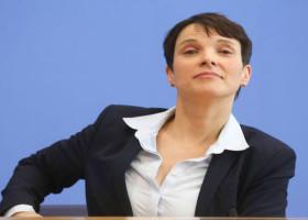 """Nachtreten einer Verliererin? Petry: AfD seit Parteitag """"in Höckes Hand"""""""