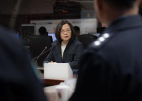 Präsidentin Tsai beruft nationale Sicherheitskonferenz ein