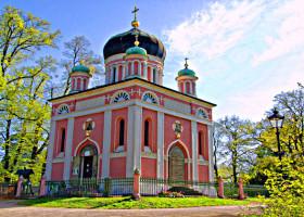 Potsdam: Live-Übertragung aus der russischen Kirche des Heiligen Alexander Newski