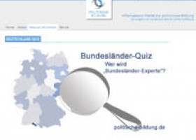 Deutschland-Quiz politische-bildung.de – mit Gewinnspiel