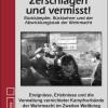 Neu im Helios-Verlag: Zerschlagen und vermisst! von Daniel Heintz