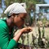 Spendenkampagne für Menschen für Menschen auf Klassik Radio – Sauberes Wasser für 5.000 Menschen (FOTO)