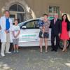 "Ford S-MAX für Selbsthilfegruppe ""KINDERHILFE"" (FOTO)"