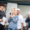Benefiz-Party: 24.250 Euro für die Stiftung Menschen für Menschen / Essen und Trinken für den guten Zweck bei Boos Food (FOTO)