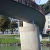 Gigantische Plakataktion am Salzburger Makatsteg – Pro Life Tour von München nach Salzburg endete vergangenen Sonntag – BILD