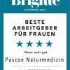 """""""Beste Arbeitgeber für Frauen"""" – Pascoe Naturmedizin von der Frauenzeitschrift BRIGITTE ausgezeichnet (FOTO)"""