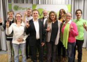 2. Landesparteitag NRW der V-Partei³ in Düsseldorf