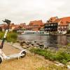Erstmals in Deutschland: Bird E-Scooter kommen nach Bamberg / Bird und Stadtwerke Bamberg starten die Zukunft der Mikromobilität (FOTO)