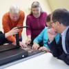 """Tast-Display """"Tactonom"""" des Start-ups Inventivio erhält EU-Förderung, um mehr Sehbehinderte ins Arbeitsleben zu bringen"""