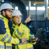 Arbeitsschutz im Betrieb: Mit der Gefährdungsbeurteilung auf der sicheren Seite (FOTO)