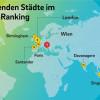 Smart City Index: Wien und London sind die fortschrittlichsten Städte (FOTO)