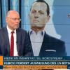 Transatlantik-Koordinator Beyer auf Nachrichtensender WELT zu wiederholten Drohungen des US-Botschafters Grenell: Wir werden jetzt wachgerüttelt durch eine unschöne Art (FOTO)