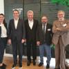 NRW-Minister Pinkwart besucht IT-Hotspot Pascalstraße in Aachen