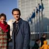 """ZDF-""""aspekte – on tour"""" prüft Vorurteile über die EU / Katty Salié und Jo Schück reisen durch Europa (FOTO)"""