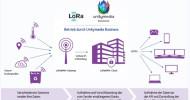 Digitalisierung von Städten und Kommunen: LoRaWAN-Funknetz für moderne IoT-Anwendungen von Unitymedia Business (FOTO)
