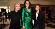 Chefin der Christdemokraten hält Festrede beim Top-Managerin-Preis (FOTO)